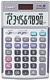 カシオ 本格実務電卓 検算・税計算 ジャストタイプ 10桁 JS-10WK