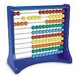 ラーニング リソーシズ(Learning Resources) 算数教材 100玉そろばん 10列そろばん LER1323 正規品