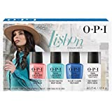 OPI Lisbon Collection, Nail Lacquar, Mini Set of 4
