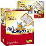 【まとめ買い】 貼らないオンパックス 貼らないカイロ レギュラーサイズ 40個入 【日本製/持続時間約20時間】