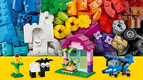 『レゴ (LEGO) クラシック 黄色のアイデアボックス<ベーシック> 10692』の5枚目の画像