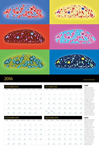 Modernist Bread 2017 Calendar