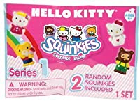 Squinkies Hello Kitty Series 1 Foil 2-Pack - Colors/Styles Vary