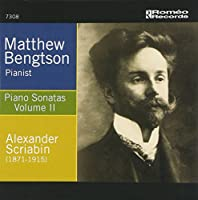Scriabin Piano Sonatas Vol. 2