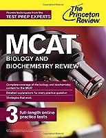 MCAT Biology and Biochemistry Review: New for MCAT 2015 (Graduate School Test Preparation) [並行輸入品]