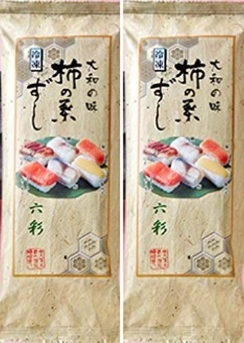 【2019年 お歳暮限定】 柿の葉寿司(六彩) KKZ6-2