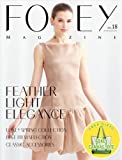FOXEY MAGAZINE NUMBER 18 (FOXEY CANVAS TOTE付)