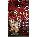 KIRKLAND(カークランド) SIGNATURE カークランド シグネチャー ドッグフード 小型犬用 チキン/ライス/ベジタブル 9.07キログラム (x 1)