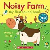 Noisy Farm: My First Sound Book