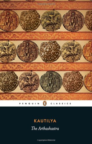Penguin Books Penguin Classics『The Arthashastra』