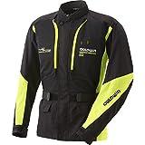 GOLDWIN(ゴールドウイン) バイクジャケット GWS エアツアラージャケット R Series ブラックxフラッシュ(KF) M GSM12502