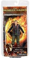 NECA The Hunger GamesMovie Series 1 Action Figure Peeta Mellark by NECA [並行輸入品]