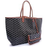 """Goyarr Handbag Biggest GM Size Large Size 22""""x12""""x6"""" Gift for Women Delicate Super Star Bag"""