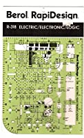 Berol、RapiDesign r-318、電気/電子/Logic