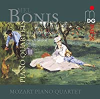 Mel Bonis (1858-1937) by The Mozart Piano Quartet (2008-04-01)