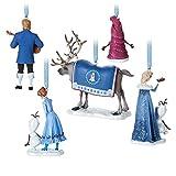 Disney Olaf 's Frozen Adventure Sketchbook Ornamentセット–Limited Edition