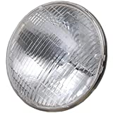 エムゴ EMGO ヘッドライト シールドビーム 7インチ(178mm) 75W/75W 2001-1185 66-75810T