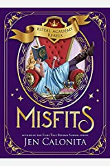 Misfits (Royal Academy Rebels Book 1) Kindle Edition
