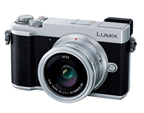 Panasonic ミラーレス一眼カメラ ルミックス GX7MK3 単焦点ライカDGレンズキット シルバー DC-GX7MK3L-S