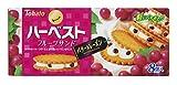 東ハト ハーベストフルーツサンド バター&レーズン 8個×5箱