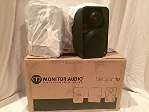 モニターオーディオ スピーカー Vector V10-BK [ブラック ペア]