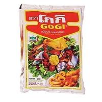 "5 Pack""Gogi Tempura Flour Thai Product 150 G or 5.3oz. Whole Sale and Free Shippng by Ni Yom Thai shop"