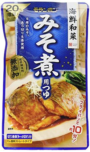 海鮮和菜 みそ煮用つゆ 300g