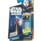 Hasbro スター・ウォーズ クローン・ウォーズ ベーシックフィギュア アサージ・ヴェントレス/Star Wars 2010 The Clone Wars Action Figure CW15 Asajj Ventress【並行輸入】