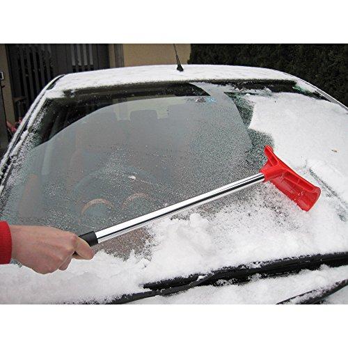 コンパル 除雪用品 雪対策 フロント雪かきくん(ロング)