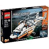 レゴ (LEGO) テクニック ヘビーリフト ヘリコプター 42052