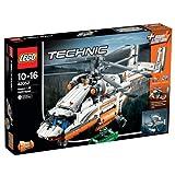 レゴ テクニック 42052 ヘビーリフト ヘリコプター