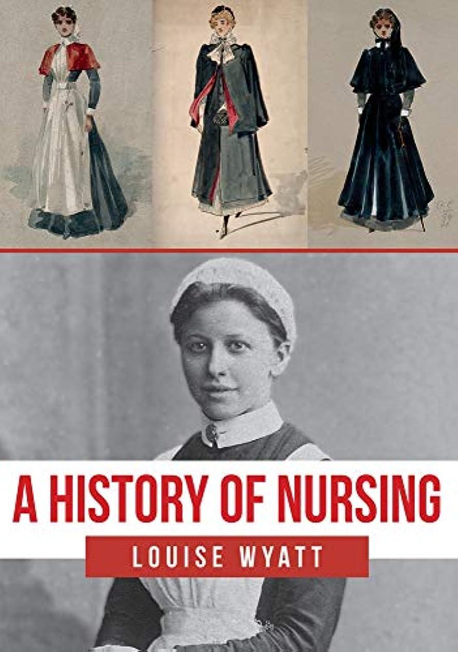 シャッターダイヤル可能A History of Nursing