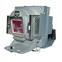 mx660p BenQプロジェクターランプ交換用。ランプアセンブリで高品質オリジナル電球の内側