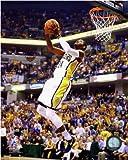 """ポール・ジョージ・Indianapolis Pacers 2014NBA Playoffアクション写真(サイズ: 8"""" x 10"""" )"""