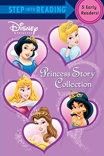 Princess Story Collection (Disney Princess) (Step into Reading)の詳細を見る