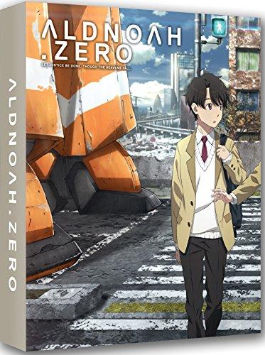 アルドノア・ゼロ 第1期 コンプリートBOX[Blu-ray regionB](全12話)(海外inport版)