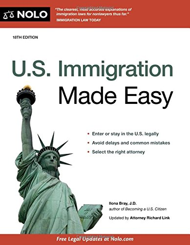 Download U.S. Immigration Made Easy (U. S. Immigration Made Easy) 1413323677