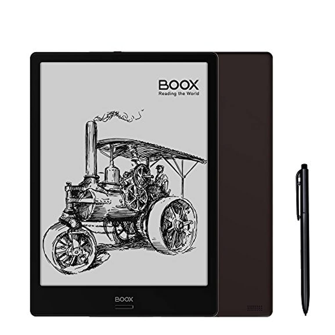 最初は忘れっぽい請願者BOOX Note 電子書籍リーダー 10.3インチ大画面/Android6.0/デュアル?タッチ/Wifi対応/Type-c