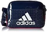 [アディダス] adidas BASIC エナメル S BIP39 AP3370 (カレッジネイビー/イーキューティーピンク S16)
