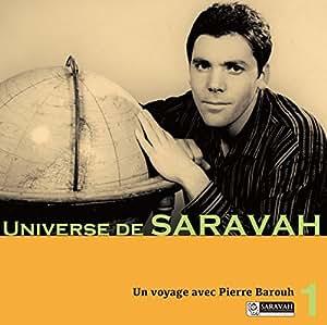 サラヴァ世界地図 ~ピエール・バルーとの旅 Vol.1 旅人たちの歌