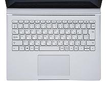 エレコム キーボード防塵カバー ノート用 Surface Book対応 PKB-SFB