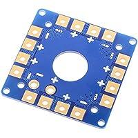 Cewaal 4軸飛行機速度制御回路板延長電子モータ接続板配電