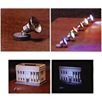 ■【コスミック 】(CL-55W) LEDスポットライト(白色) 鉄道模型Nゲージレイアウト COSMIC ジオラマアクセサリー