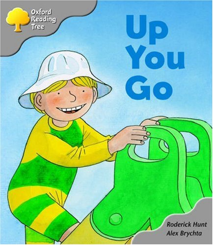 Oxford Reading Tree: Stage 1: More First Words A: Up You Goの詳細を見る