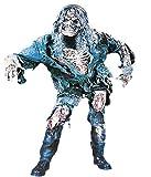 (シナップ) SINAPP ホラー ゾンビ コスプレ ハロウィン 強烈 仮装 衣装 リアル マスク 手袋 セット 大人 ユニセックス HI 148 (ワンサイズ)