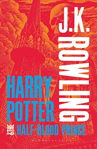 Harry Potter and the Half-Blood Prince (Harry Potter 6 Adult Cover)
