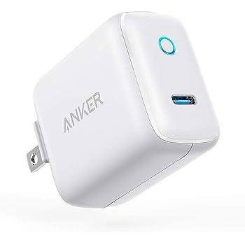 Anker PowerPort C1(15W 1ポート USB-C急速充電器)【PSE認証済/コンパクトサイズ/折りたたみ式プラグ搭載】iPhone XS/XS Max/XR/X / 8 / 8 Plus、 Galaxy S9 / S9+ / S8 / S8+他、各種対応