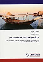 Analysis of Water Quality