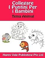 Collegare I Puntini Per I Bambini: Tema Degli Animali