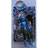 特命戦隊ゴーバスターズ リアルフィギュアキーホルダー2 ブルーバスター 単品 キーホルダー バンプレスト